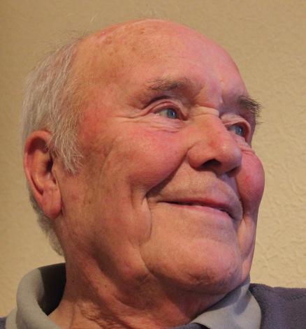 Dennis Flatman aged 87
