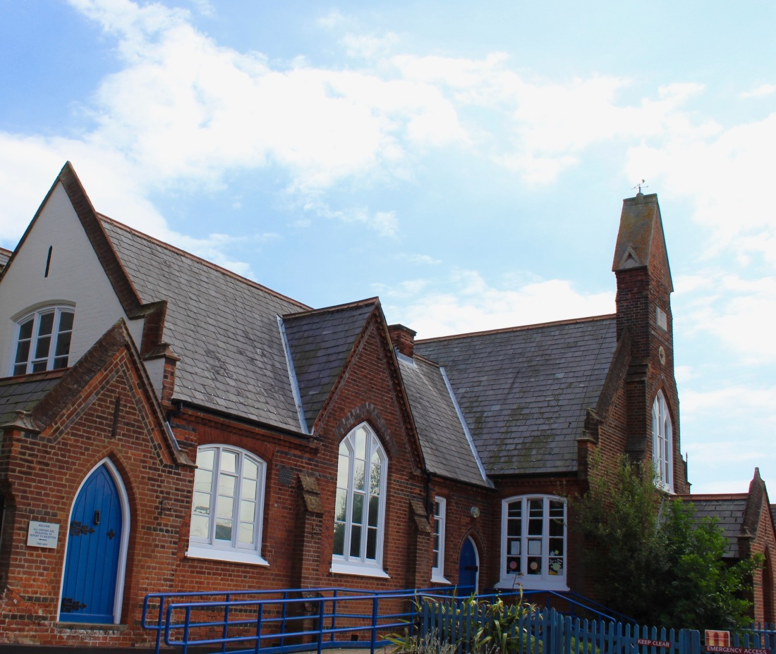 1 trimley st martin school