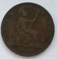 1861 Penny 3