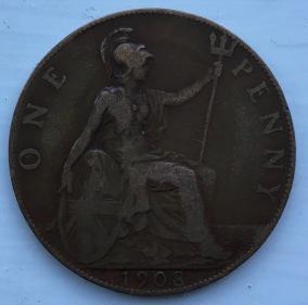 1908 Penny 3