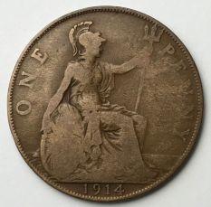 1914 2 Penny