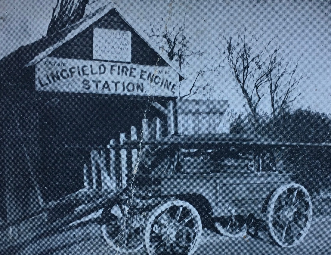 Lingfield Fire 1855 2