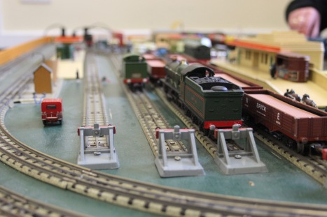 model railway exhibition 18th march 2018
