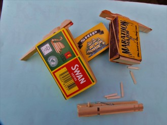 Match Box 'Gun'
